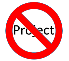 Not a project